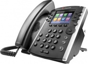Polycom 2200-48400-025 Vvx 401 12-Line Desktop Phone Po