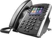 Polycom 2200-48450-019 Telefono IP Cornetta Cablata TFT 12 Linee Nero VVX 411