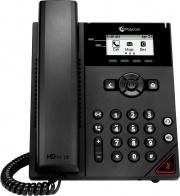 Polycom 2200-48810-025 Telefono IP Cornetta Cablata LCD 2 Linee Nero VVX 150