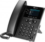 Polycom 2200-48820-025 Vvx 250 Desktop Phone Poe