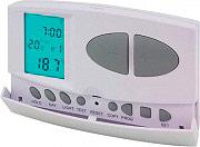 Polypool 1465 Cronotermostato digitale settimanale Display LCD Retroilluminato