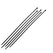 Polypool 308.12 Fascette per cablaggi interni 2.5 x 98 mm confezione 100 pz Nero