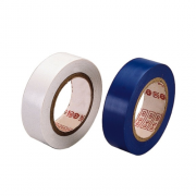 Polypool 518 Nastro adesivo isolante 10 mt x 15 mm 2 Rotoli Bianco e Blu