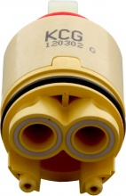 Ponsi BTRICCCA05 Cartuccia mm 35 Per Incasso Doccia