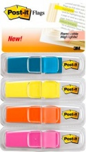 Post-it 60248 Post-It Index Mini 683-4Abxeu