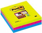 Post-it 76291 Confezione 3 Post-It Superstultral 675-3Ssmx