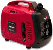 Powermate PR162SX2000 Generatore di corrente Benzina Motore 2.0 Kw 68.5 dB 3.5 Lt PMi 2000