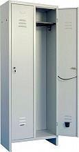 Pratiko 071K02180X Armadietto Spogliatoio Armadio Metallo 1 posto 66x36x175 h 071K01180X