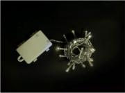 PreQu D1823 Decori Luminosi Led Bianco caldo 10 luci Batteria interno