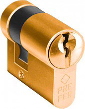 Prefer 6A00 Cilindro Serratura Modello B 561 Dimensioni 22+10 mm