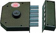Prefer Serratura per Legno da Applicare Cilindro a Pompa Entrata 60 mm SEG110