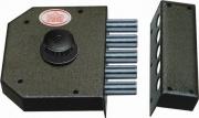 Prefer Serratura Porta Legno da Applicare Cilindro a Pompa Entrata 60 mm SEG112