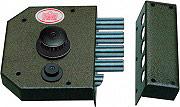 Prefer Serratura Porta Legno da Applicare Pomolo interno Entrata 60 mm SEG113