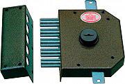 Prefer Serratura Porta Legno cilindro a Pompa Entrata 60mm Sx antitrapano SEG130