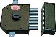 Prefer Serratura Porta Legno da Applicare Cilindro a Pompa Entrata 60 mm SEG130