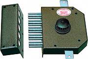 Prefer Serratura Porta Legno da Applicare Cilindro a Pompa Ent. 60 mm Sx SEG132