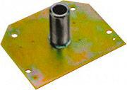 Prefer Cilindro a Pompa per Serrattura da Applicare con 3 chiavi 80 mm 82260