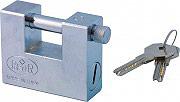 Prefer Lucchetto Corazzato Blindato dimensione 84 mm 23,5.28.23,5 2 chiavi UL20