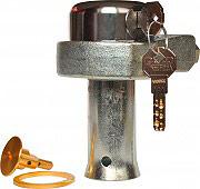 Prefer WL10.0000 Lucchetto a campana per Serranda con Accessori cilindro Europeo WL10
