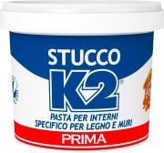 Prima 067 C Stucco Pronto K2 Mogano Da Kg. 0,500 Pezzi 12