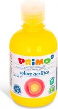 Primo 400TA300201 Tempera Giallo P.Acrilica Da 300G