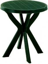 ProGarden 40400 Tavolo in Resina Tondo Don colore Verde 70