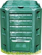 Prosperplast IKST380Z-G851 Compostiera Compogreen 380 Pplast