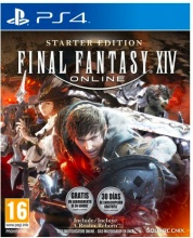 Publisher Minori 1021569 Final Fantasy XIV Starter Edition PS4
