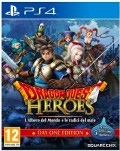 Publisher 1012683 PS4 Dragon Quest Heroes: LAlbero del Mondo e Le Radici del Male