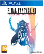 Publisher Minori 1018564 Videogioco PS4 Final Fantasy XII The Zodiac Age 16+