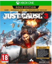Publisher Minori 1020865 Videogioco Xbox One Just Cause 3 Gold Edition 18+