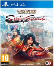 Publisher Minori 1021596 Videogioco PS4 Samurai Warriors: Spirit of Sanada 16+