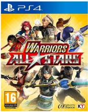 Publisher Minori 1022082 Videogioco per PS4 Warriors All-Stars Picchiaduro 16+