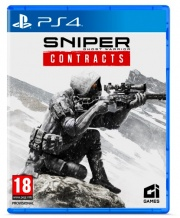 Publisher Minori 1038221 PS4 Sniper Ghost Warrior Contracts Shooter 18+