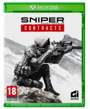 Publisher Minori 1038222 Xbox One Sniper Ghost Warrior Contracts Shooter 18+