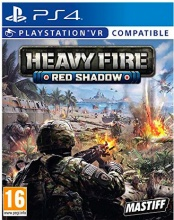 Publisher Minori VR Compatibile FPS 16+ PS4 Heavy Fire: Red Shadow  1034187