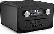 PURE C-D4_BK Micro Hi Fi Bluetooth Lettore CD Mp3 colore Nero - Evoke C-D4