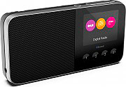 PURE MOVE T4BK Radio Digitale DAB  DAB+  FM Portatile Bluetooth Display TFT Nero MOVE T4