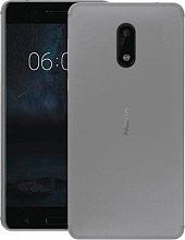 PURO 0.3 Slim Cover Cover Custodia Nokia 6  (Nokia 6) Trasparente NOKIA603TR