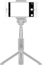 "PURO BTSELFIEMTRIPOD1GREY Bastone Selfie Tripod Smart Stick Universale fino 5,7"""