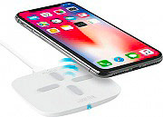 PURO FCCSQI2WHI Caricabatterie Wireless Fast Wireless Charging Station