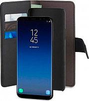 PURO Wallet Detachable 2 in 1 Cover Custodia Galaxy S9+ Plus  SGS9PBOOKC3BLK