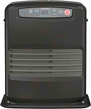 QLIMA Stufa a Combustibile liquido Ventilata Portatile 3 KW con Timer SRE 1330TC-2