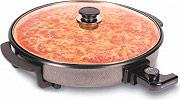 PYRAMIDEA Forno Fornetto Elettrico Pizza Dolci ø 27 cm 1500W Coperchio PM1500