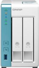 QNAP TS-231P3-2G Nas 2 Bay NO Disk Annapurna Labs AL314 1,7 GHz 8 GB Ram