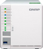 "QNAP TS-332X-2G NAS 3 Bay Hard Disk  SSD 3.5""  2.5"" Processore 1.7 ghz"