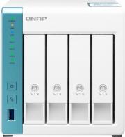 QNAP TS-431P3-4G Nas 4 Bay NO Disk ANNAPURNA LABS AL314 1,7 GHz 8 GB Ram