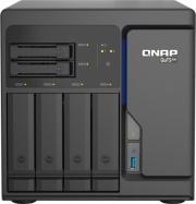 QNAP TS-H686-D1602-8G Nas 6 Bay NO Disk Intel Xeon D-1602 2,5 GHz 8 GB Ram