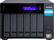 QNAP TVS-672N-I3-4G Server NAS Tower 6-BAY NAS INTEL CORE I3 3.1 GHZ 4GB Ram
