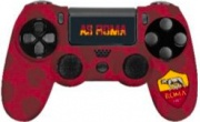 Qubick ACP40123 Cover Gamepad Kit Custodia Silicone+Grip AS Roma 3.0 DualShock 4